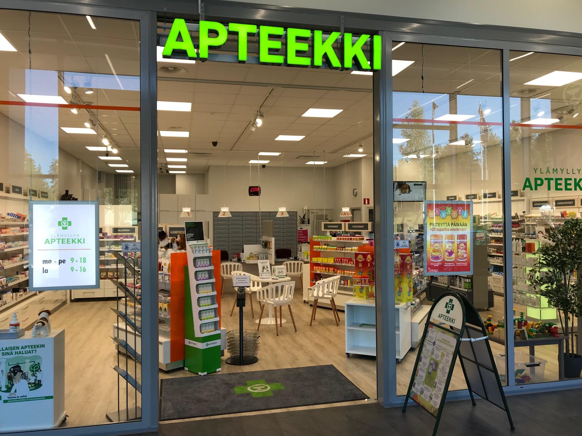 VMP-interior Liperin Ylämyllyn uudistus d